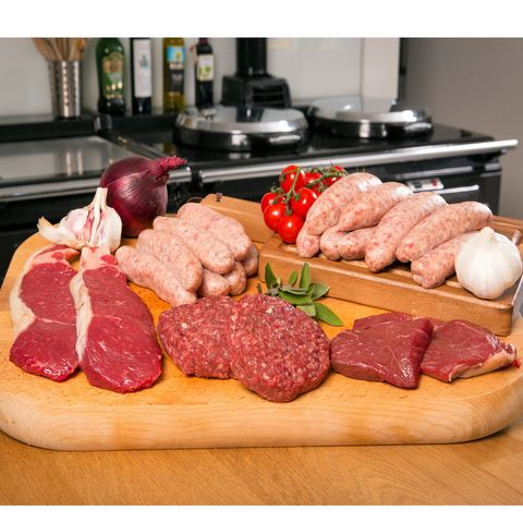 Food, Meat, Cuisine, Ingredient, Red meat, Animal product, Beef, Kitchen appliance, Dish, Pork,