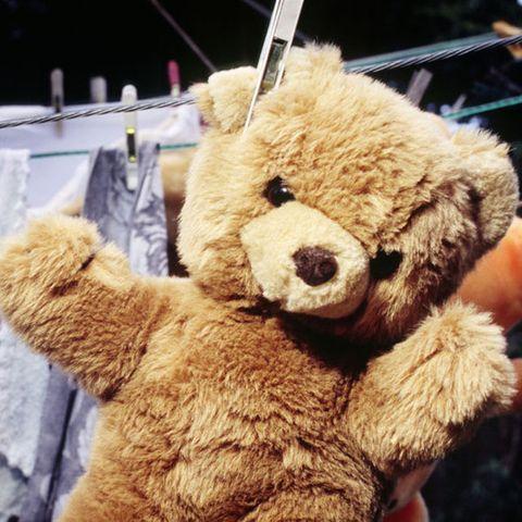 Stuffed toy, Toy, Textile, Plush, Teddy bear, Bear, Beige, Fur, Terrestrial animal, Baby toys,