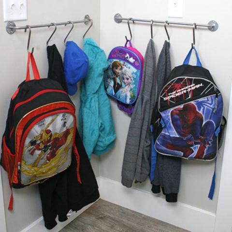 Clothes hanger, Wood flooring, Laminate flooring,