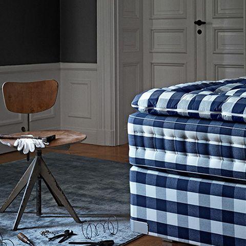 Wood, Floor, Door, Hardwood, Flooring, Cobalt blue, Wood stain, Electric blue, Linens, Rectangle,