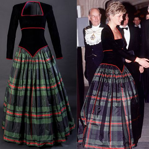 Green, Sleeve, Pattern, Textile, Plaid, Tartan, Formal wear, Style, Fashion, Black,
