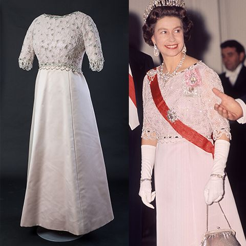 Sleeve, Textile, Formal wear, Dress, Style, Gown, One-piece garment, Fashion, Headpiece, Embellishment,
