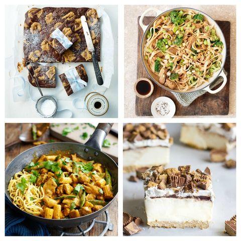 Food, Cuisine, Ingredient, Recipe, Dish, Noodle, Soup, Staple food, Cooking, Rice noodles,