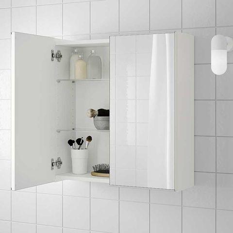 Bathroom Cabinets And Cupboards The, Ikea Mirrored Bathroom Cabinet Uk