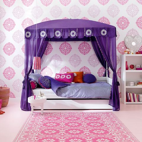 Home Decorating Ideas Girls Bedroom Interiors