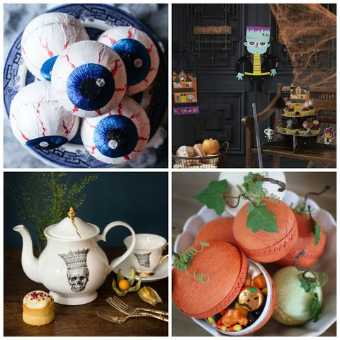 Halloween decorating ideas for a Halloween party