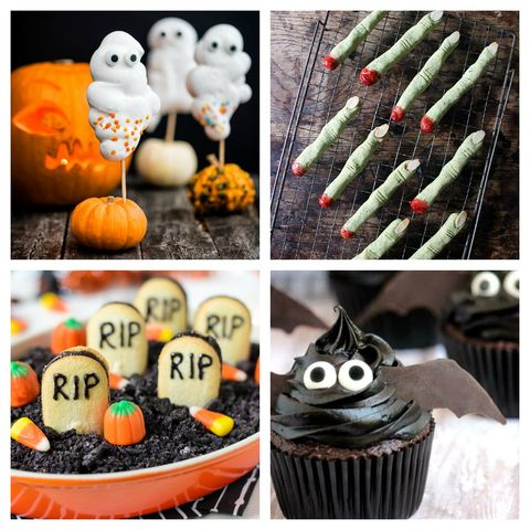 20+ best Halloween dessert recipes