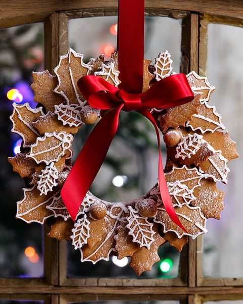 best biscuit and cookie recipe gingerbread wreath