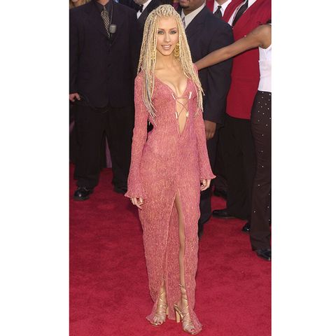 Noughties fashion: Most memorable red carpet dresses of the 00s