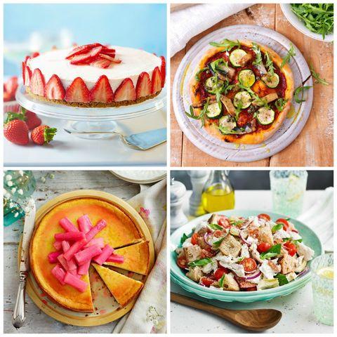 Dish, Food, Cuisine, Ingredient, Meal, Recipe, Produce, Fruit salad, Brunch, Vegetarian food,