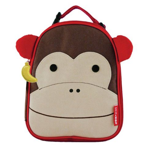 Backpack, Product, Cartoon, Bag, Primate, Luggage and bags,