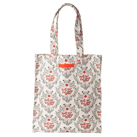 Product, Bag, White, Fashion accessory, Pattern, Style, Luggage and bags, Shoulder bag, Carmine, Tote bag,