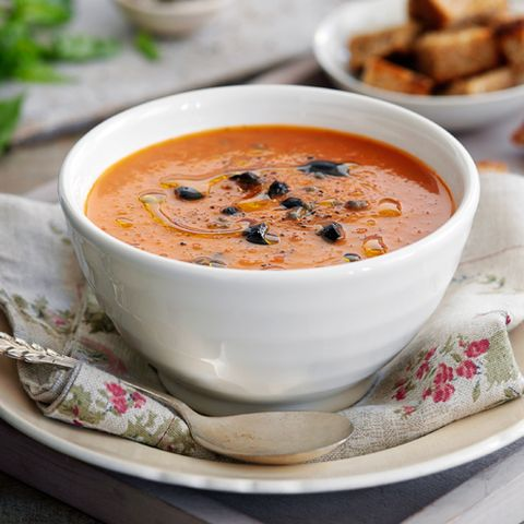 Dish, Food, Cuisine, Carrot and red lentil soup, Ingredient, Bisque, Soup, Produce, Comfort food, Gazpacho,
