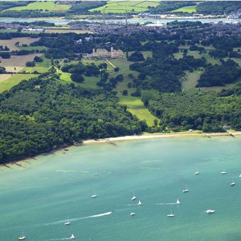 Body of water, Coastal and oceanic landforms, Water resources, Coast, Aerial photography, Shore, Beach, Aqua, Bird's-eye view, Caribbean,