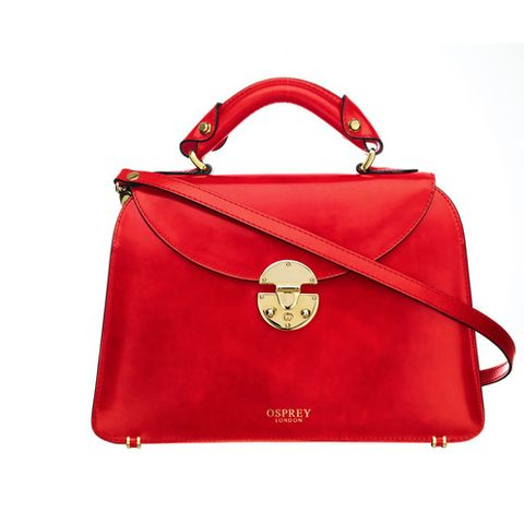 Product, Red, Bag, Carmine, Shoulder bag, Luggage and bags, Maroon, Material property, Coquelicot, Leather,