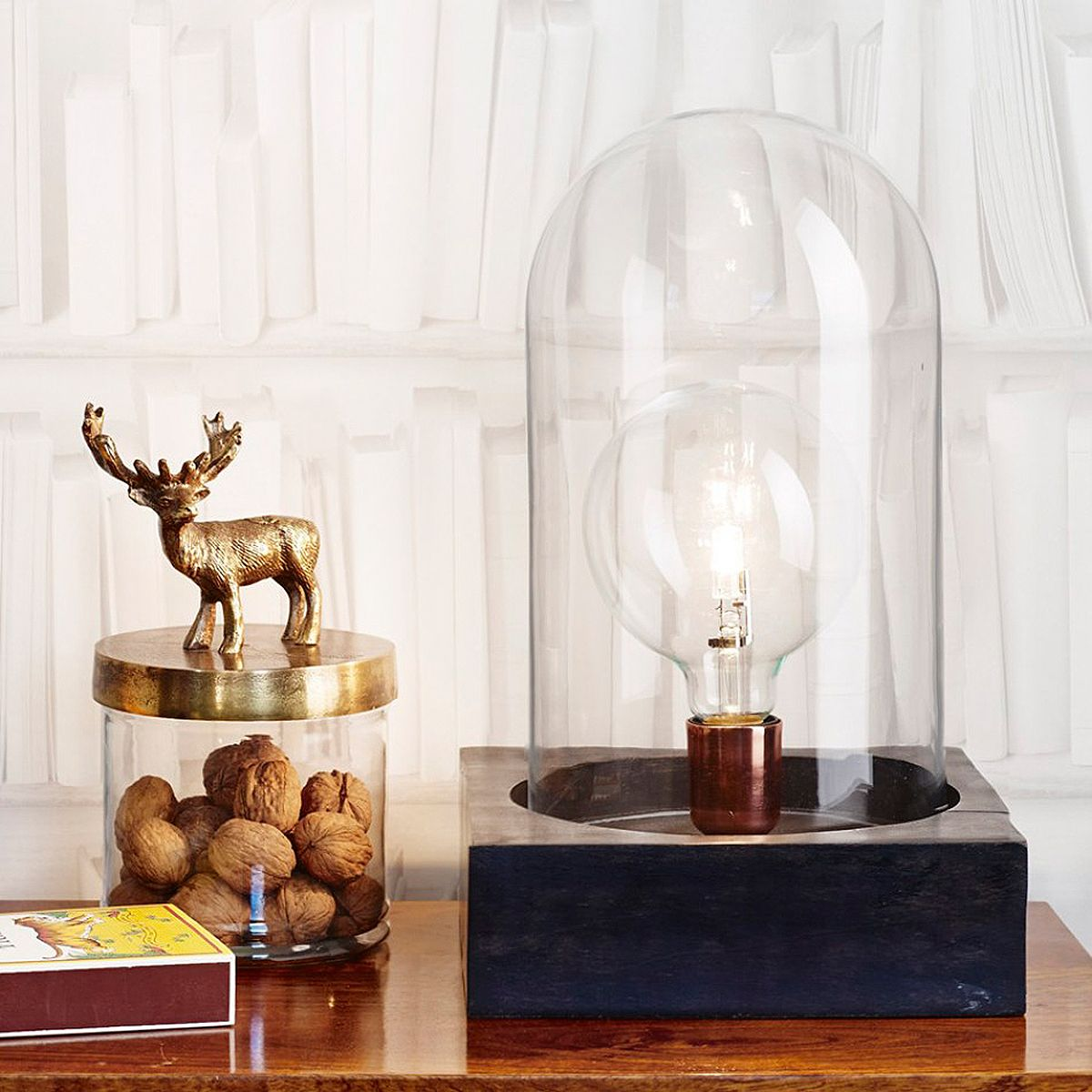 Quirky Table Lamp: £130, Graham And Green