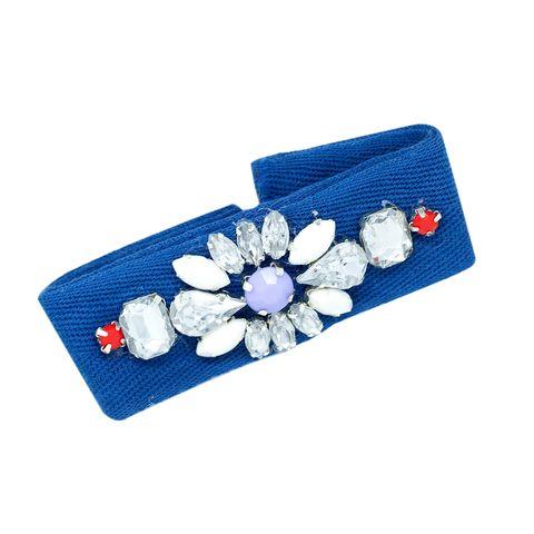 Blue, Petal, Artificial flower, Rectangle, Cut flowers, Body jewelry, Still life photography,