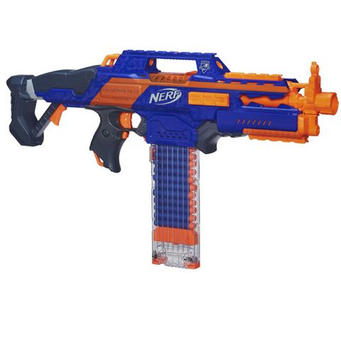 Blue, Product, Gun, Firearm, Trigger, Line, Electric blue, Orange, World, Gun accessory,