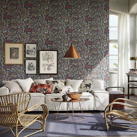 Interior design, Room, Furniture, Wall, Interior design, Home, Living room, Floor, Grey, Home accessories,