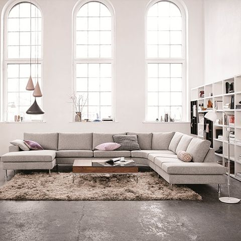 Room, Interior design, Floor, Living room, Wall, Furniture, White, Home, Couch, Flooring,