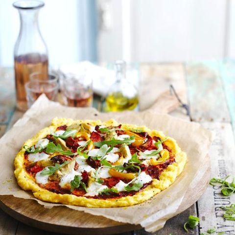 Food, Cuisine, Dish, Ingredient, Serveware, Drinkware, Pizza, Finger food, Tableware, Baked goods,
