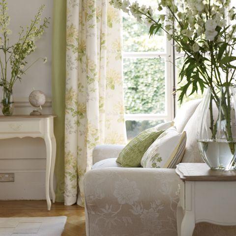 Room, Interior design, Wall, Interior design, Home, Window treatment, Twig, Grey, Home accessories, Linens,