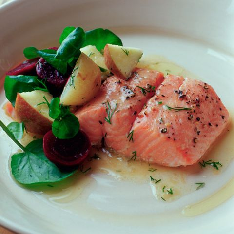 Food, Cuisine, Dishware, Ingredient, Garnish, Crudo, Dish, Fish slice, Seafood, Meat,