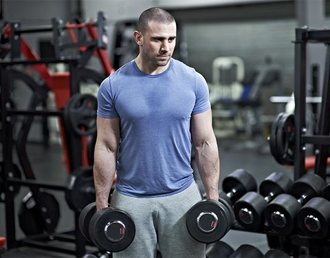 8 reasons why every man should lift