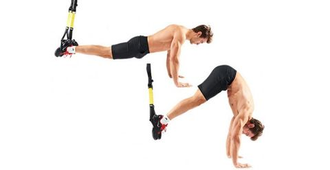 the 9 best trx exercises to build body strength