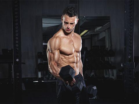 أفضل 10 تمارين لعضلة الباي