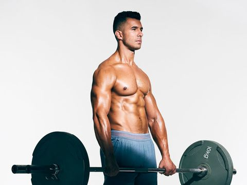 Training like an athlete needn't mean double sessions or weekends in the  weights room. These gruelling workouts from celebrity trainer Faisal  Abdalla ...