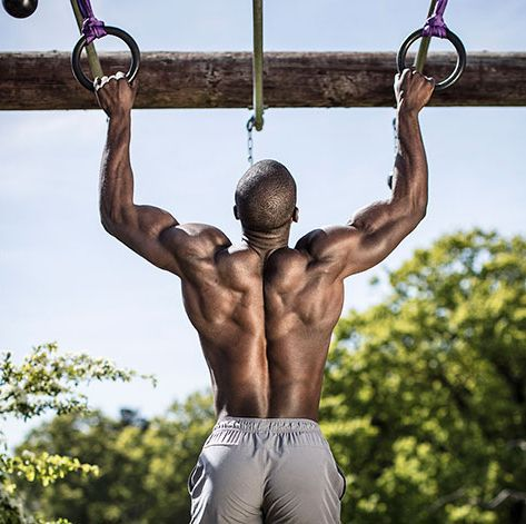 Paul Olima S Workout For A Defined Back And Biceps