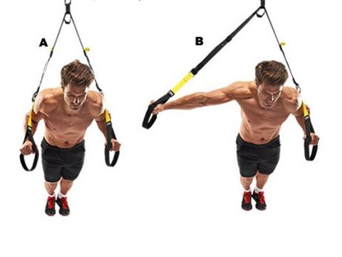 6 TRX moves to build a bigger chest