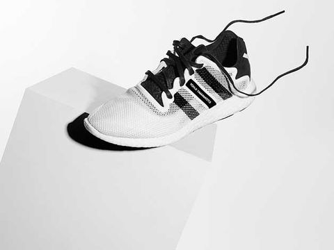 on sale 0964f cee83 Y-3 Yohji Boost trainer launches