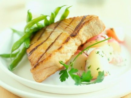 Food, Cuisine, Ingredient, Dishware, Dish, Breakfast, Garnish, Plate, Meat, Produce,