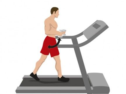 Human body, Human leg, Elbow, Standing, Joint, Active shorts, Exercise machine, Knee, Muscle, Physical fitness,