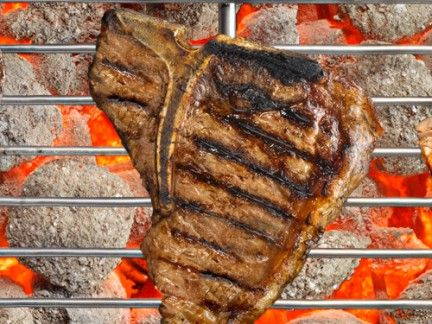 Food, Grilling, Roasting, Cuisine, Orange, Churrasco food, Beef, Barbecue grill, Barbecue, Cooking,