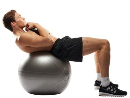 Swiss ball, Ball, Exercise equipment, Arm, Abdomen, Fitness professional, Muscle, Physical fitness, Leg, Medicine ball,