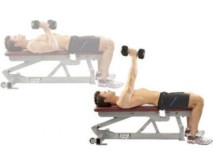 The 15-minute V-shape workout
