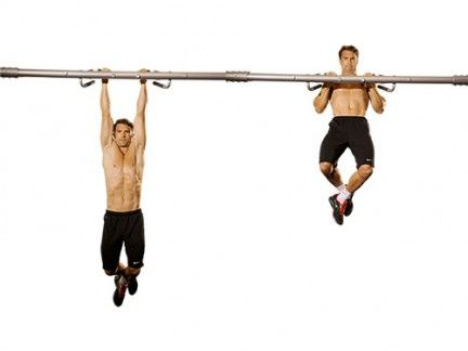 7eb686af4c3 The pull-up bar is one of the most adaptable and effective pieces of home  kit you can buy. It uses your own bodyweight to work a vast range of muscle  groups ...