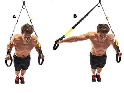 best trx exercises
