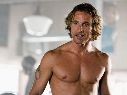 The 50 fittest men in hollywood