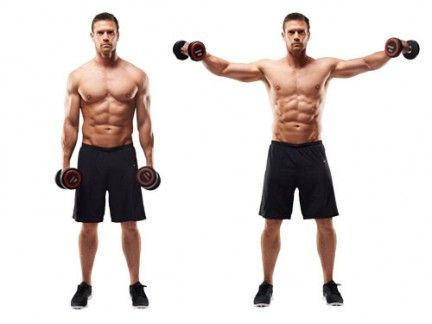 a beginner's guide to shoulder exercises