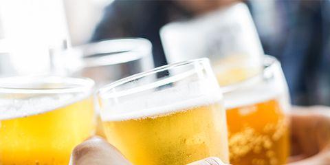 Beer, Wheat beer, Drink, Beer glass, Lager, Bia hơi, Beer cocktail, Alcoholic beverage, Alcohol, Food,