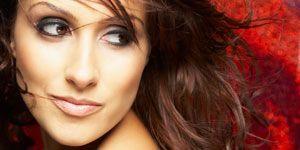 Lip, Brown, Hairstyle, Skin, Chin, Eyebrow, Photograph, Red, Eyelash, Style,