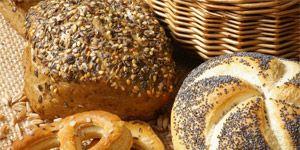 Yellow, Food, Bread, Ingredient, Baked goods, Staple food, Cuisine, Gluten, Snack, Seed,