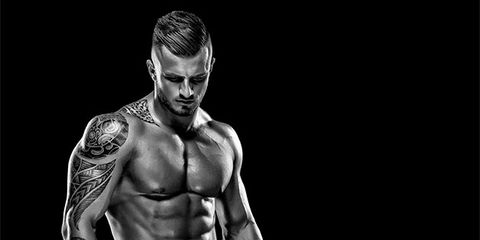 Standing, Style, Bodybuilder, Chest, Elbow, Barechested, Wrist, Muscle, Abdomen, Trunk,