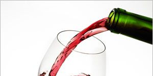 Fluid, Liquid, Glass, Drinkware, Barware, Stemware, Red, Wine glass, Bottle, Drink,