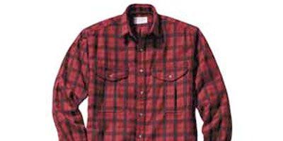 Clothing, Plaid, Product, Dress shirt, Collar, Sleeve, Pattern, Tartan, Red, Textile,