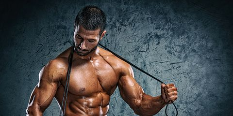 Human body, Bodybuilder, Shoulder, Chest, Joint, Standing, Physical fitness, Elbow, Wrist, Muscle,
